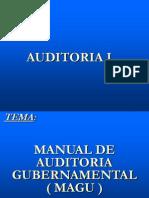 CLASE Manual de Audit Gubernamental -MAGU