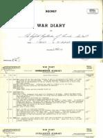 14. War Diary - Oct 1940