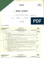 11. War Diary - July 1940