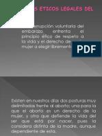 Aspectos Eticos Legales Del Aborto
