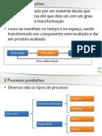 1 - Diferenciação Entre Processo e Operação