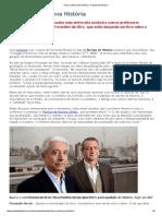 A Boa e Velha Nova História - Revista de História