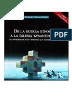 DE LA GUERRA ETNOSSANTA A LA IGLESSIA TAWAINTISSUYANA_ANTAURO HUMALA TASSO
