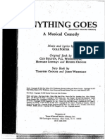 Anything Goes (Script)