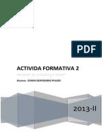ACTIVIDA FORMATIVA 2