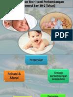 Sosio-emosi Bayi 0-2 Tahun