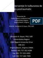 Evaluare Si Tratament in Tulburarea de Stres Postraumatic