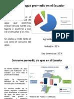 Consumo de agua promedio en el Ecuador ronnie.pdf
