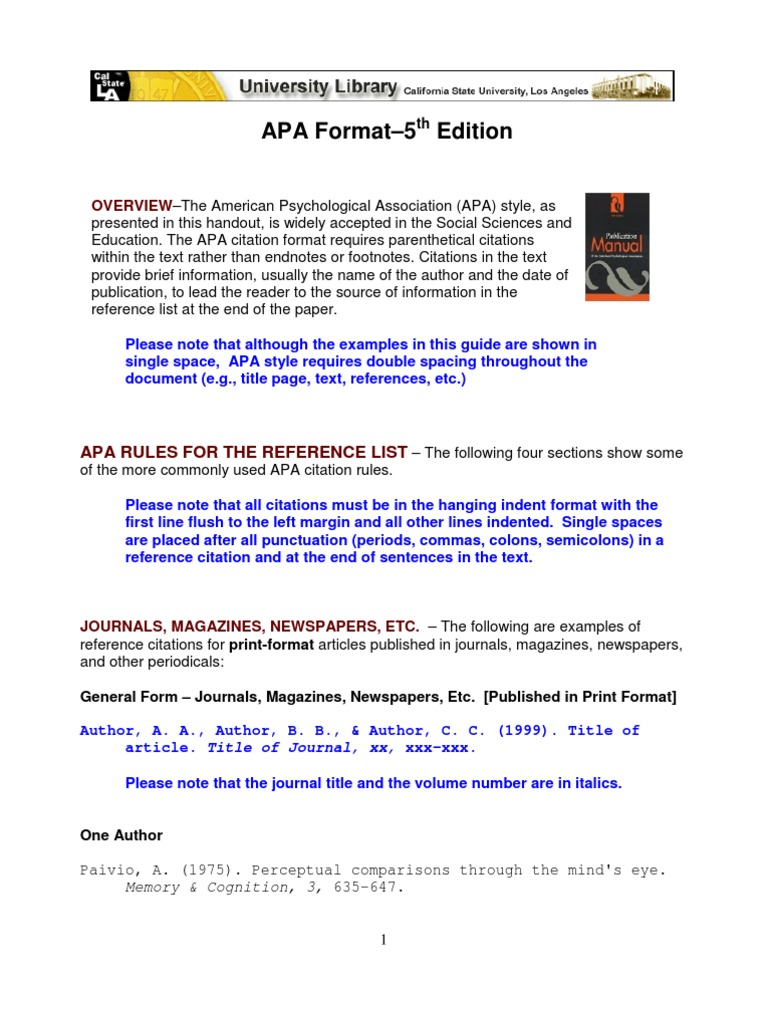 apa format citations
