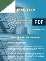 SISPROTER - 2008