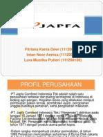 PPT MAYOR-JAPFA (FITRIANA, INTAN, LURA).pptx