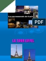 Les Monuments de Paris