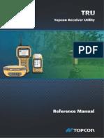 Topcon receiver utility TRU_RM