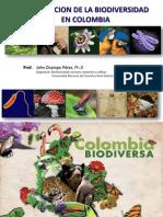 Clase 4 - Distribucion Biodiversidad_Colombia_JO_2014