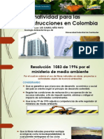 Legislación Para Las Construcciones en Colombia
