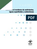 Guia Para Monitoreo de Vertimientos Superficiales y Subterranes IDEAM