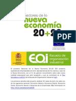Sectores de la nueva economía 20+20-Economía_Digital