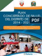 Plan Concertado Salud Salas Lambayeque