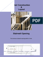 Stair Construction & Layout