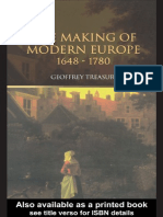 Making of Modern Europe 1648-1780