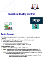 Statistical Qulaity Control