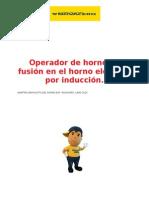 Manual de Funciones Operador Horno EAF