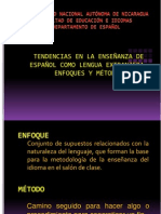 Métodos Didáctica Lenguas Extranjeras