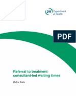 Referal to Treatment Rules Suite