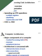 Cpu Arch