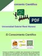 Clase 1.3 El Conocimiento y el Método Científico.ppt.pdf