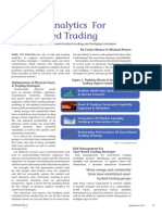 Decision support analytics for asset-based trading in energy markets