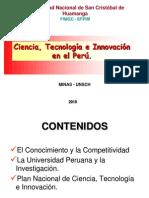 p2. Investigacion en Peru