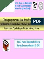 APA 3