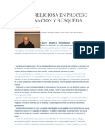 LA VIDA RELIGIOSA EN PROCESO DE RENOVACIÓN Y BÚSQUEDA.docx