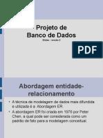 Projeto Banco de Dados Parte I