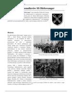 36 Dywizja Grenadierów SS Dirlewanger