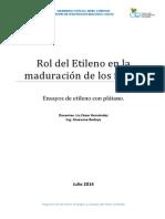 articulo 1 etileno en la maduracin de frutos 1