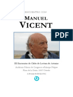 Oviedo Encuentro Con Vicent