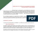 Descripcion de La Aplicacion y Manual de Usuario