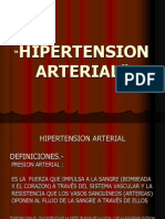 Hipertension Arterial...Clasee