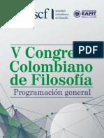 Programacion Gral VCCF