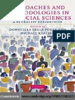 Libro - Enfoques y Metodologías en Las Ciencias Sociales