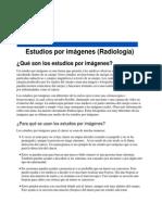 Estudios Por Imágenes (Radiología)