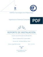 Reporte 02 - Aplicacion Mensaje Hola
