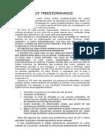 04 - CIF Predeterminados