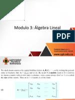 Modulo3.Algebra Lineal (1)