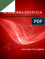 Turco (2014) Economía Estática Preliminar LATEX