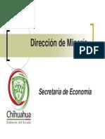 Funciones y Servicios - Mineria