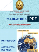 Calidad de Agua - Normativa