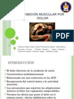 Inhibición Muscular Por Dolor